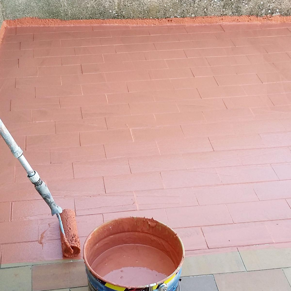 Peinture Etanche Pour Terrasse