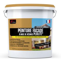 peinture facade - ARCAFAÇADE PLIOPROTECT